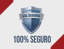 Suas compras seguras pelo certificado SSL da Scam Moto Parts